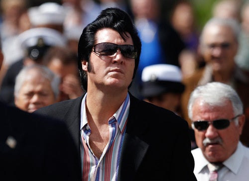 Life and Death of Elvis