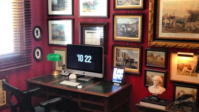 The Art Gallery Workspace