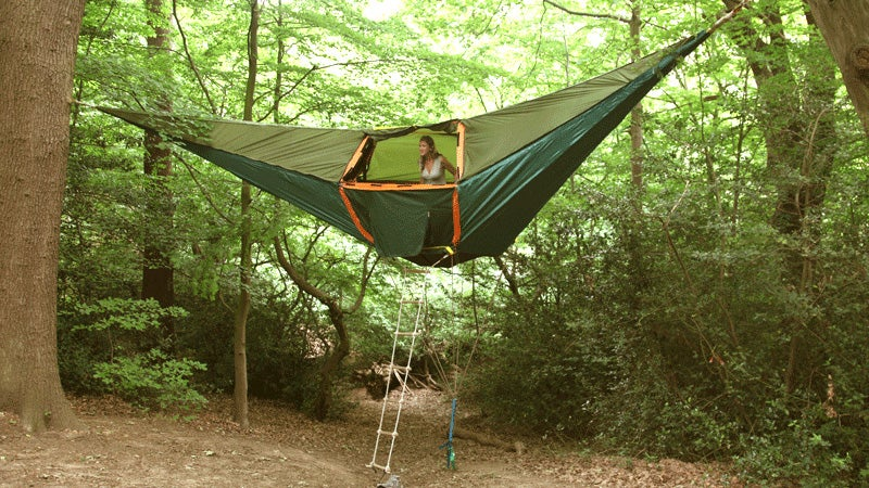 Everything You Need To Make Roughing It Not So Rough