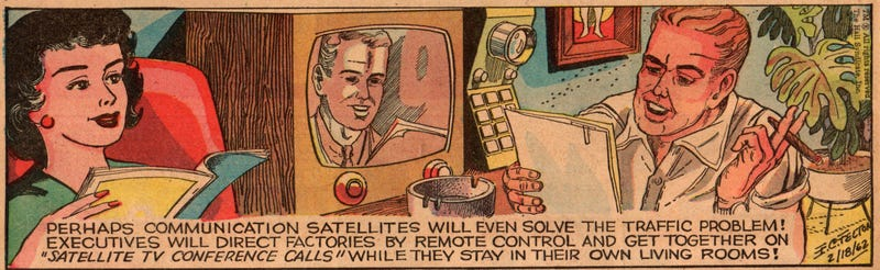 Amazing 1960s Predictions About Satellites, Email, and the Internet