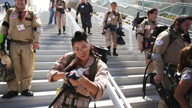 Ghostbusters Is Returning to Theaters. I'm OK with This