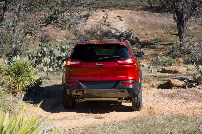 2014 Jeep Cherokee Trailhawk: Would You Offroad It?