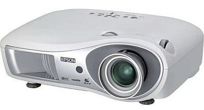 Epson PowerLite Cinema 400 Projector: LCD-Driven, and HD Ready