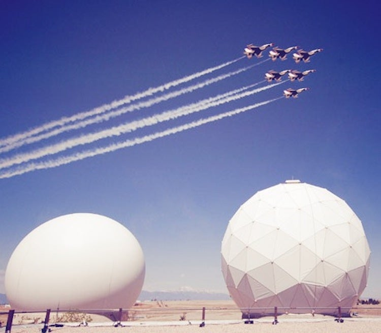 Colorado: The Space Warfare Capital of America!
