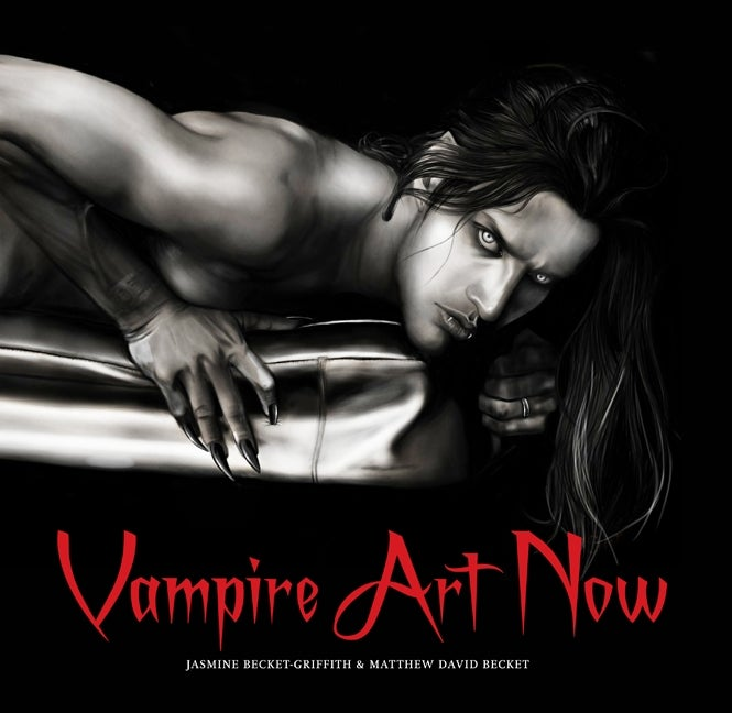 The Most Beautiful Vampire Art We've Seen in Untold Ages