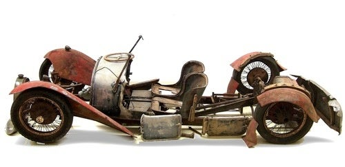 This $108K Antique Bugatti Needs A Little Work