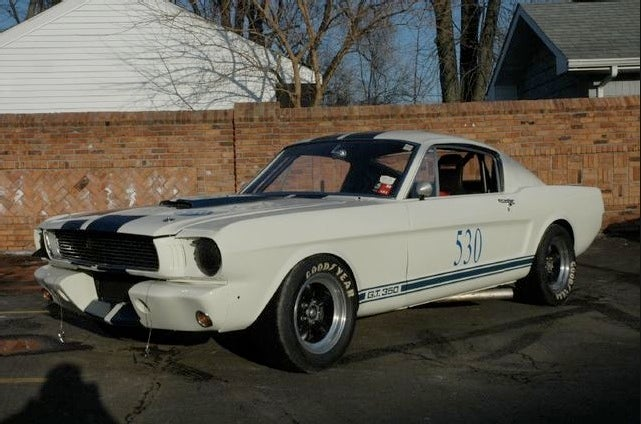 $875,000 1965 Shelby GT 350 R Mustang Most Expensive Craigslist Car Sale Ever?