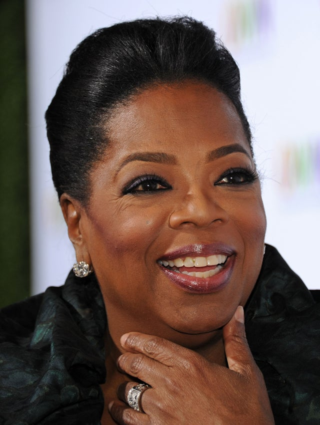 Does Oprah's New Sister Need To Be Approved By Gayle?
