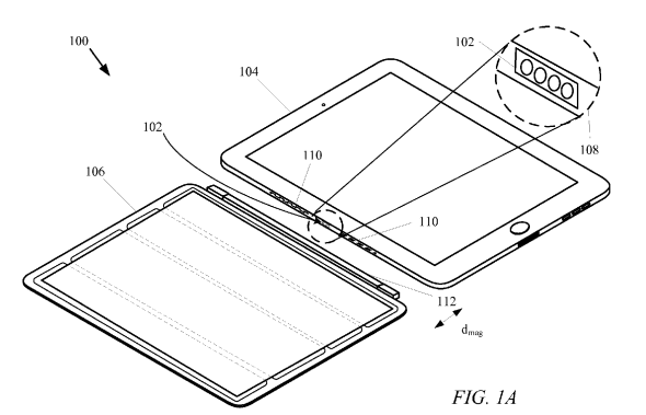 The iPad's Smart Cover Could Someday Be a Second Display