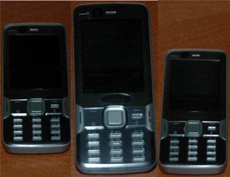 Nokia N82 Spy Shots