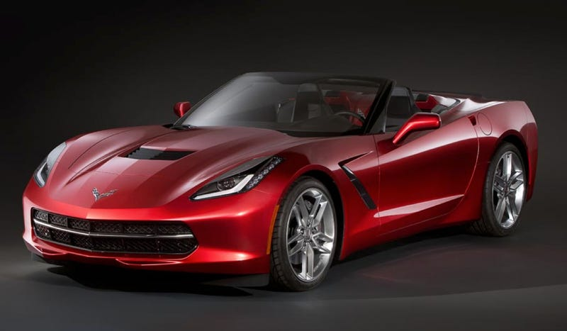 2014 Chevy Corvette Convertible: This Is Probably It [UPDATE: Or Maybe Not]