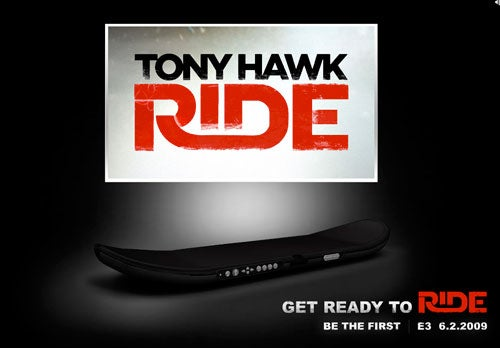 New Tony Hawk Game Requires Yet Another Gimmicky Peripheral