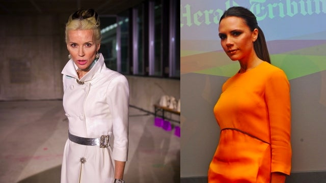 "Daphne Guinness Didn't Mean To Call Victoria Beckham ""An Ugly Pig"""