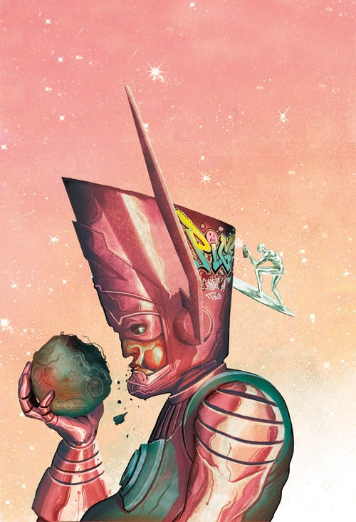 Oh, the world didn't end yesterday? Nutcracker Galactus will take care of that.