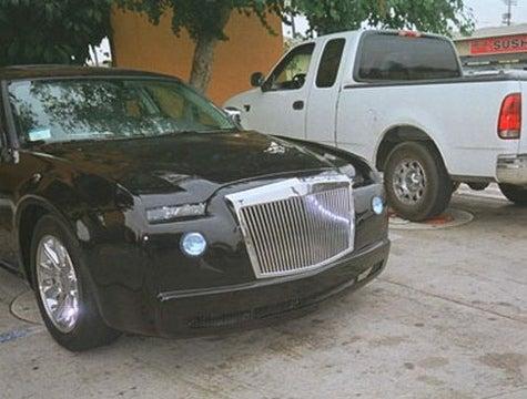 The Chrysler 300EX