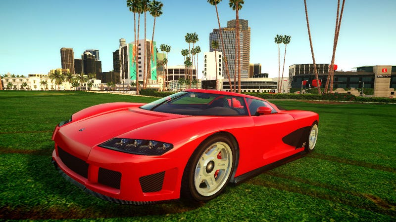 PC Mod Turns GTA IV Into GTA V, Sort Of