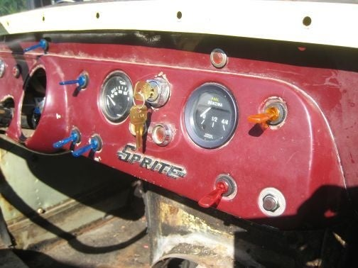 20R-Powered Sprite Wiring Hell Nearly Complete: It Lives!
