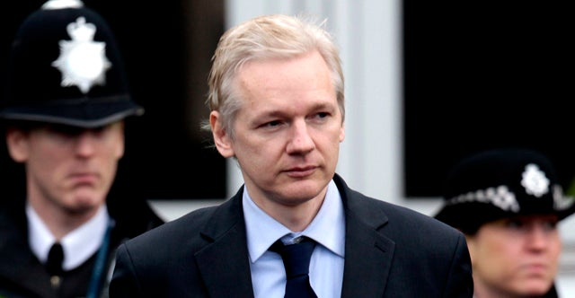 Julian Assange in Court to Fight Extradition
