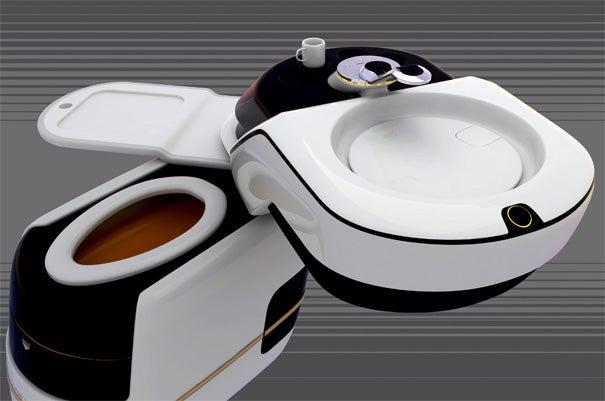 The Toilet of Tomorrow