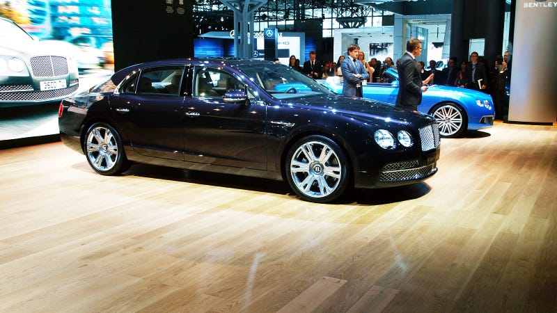 America Is Bentley's Number One Market