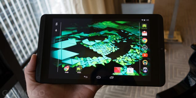 Nvidia Shield Tablet: An Android Tablet With a Game Console Inside