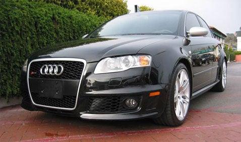 Audi RS4 Production Ending Next Month