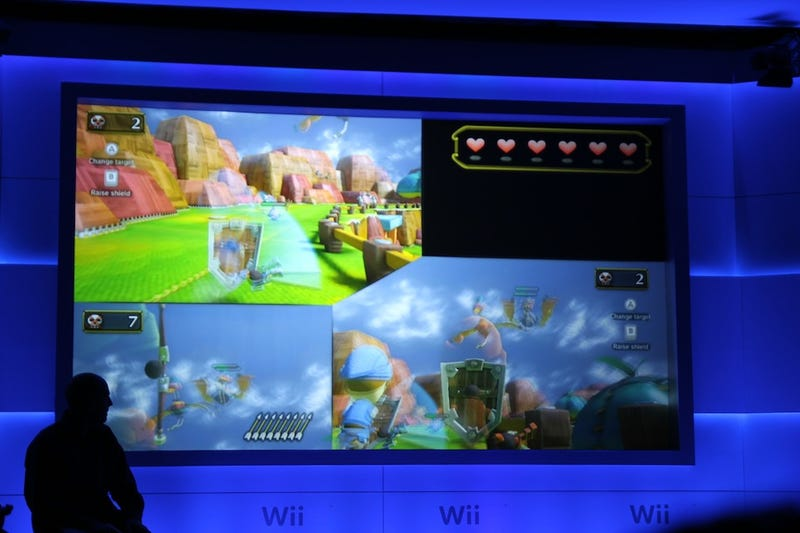 We're Live at Nintendo's Wii U Hardware Conference