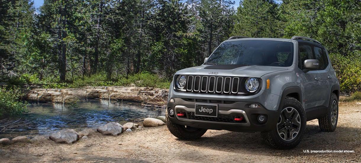 Jeep Renegade Lift Kit 2015