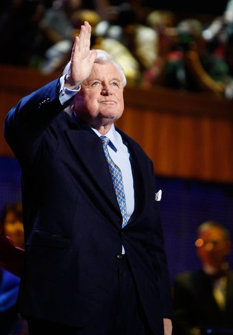 Sen. Ted Kennedy Dead at 77