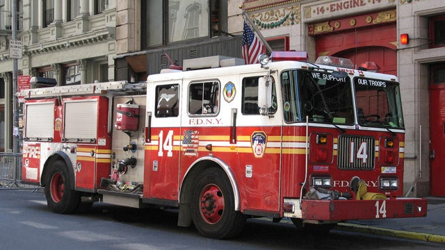 New York Has Its First Transgender Firefighter