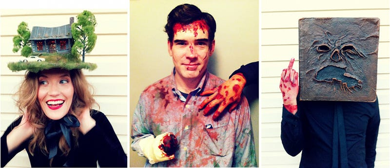 More Realistic Evil Dead Costumes Aren't Possible Short of Cutting Off Your Arm