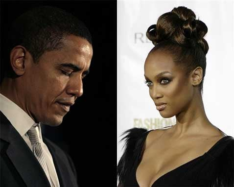 "Tyra, Obama, Obama, Tyra: We (Tried To) Live-Blog Barack's ""Tyra"" Appearance"