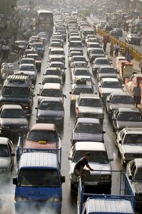 Traffic Jam Torment: Physics Proves That Bottlenecks Are Bulls**t