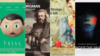The Best Movie Posters of 2014