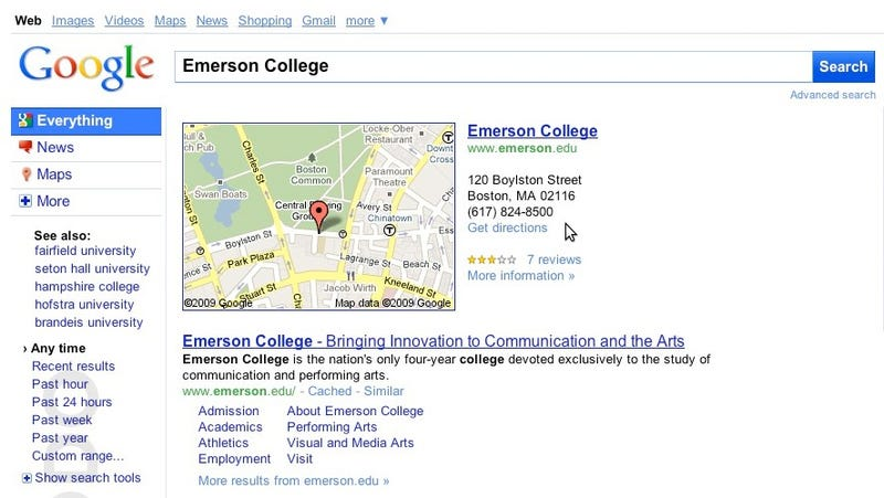 Test Out Google's New Search Look