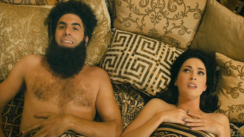 The Dictator: Rape Jokes Are The New Rape Jokes