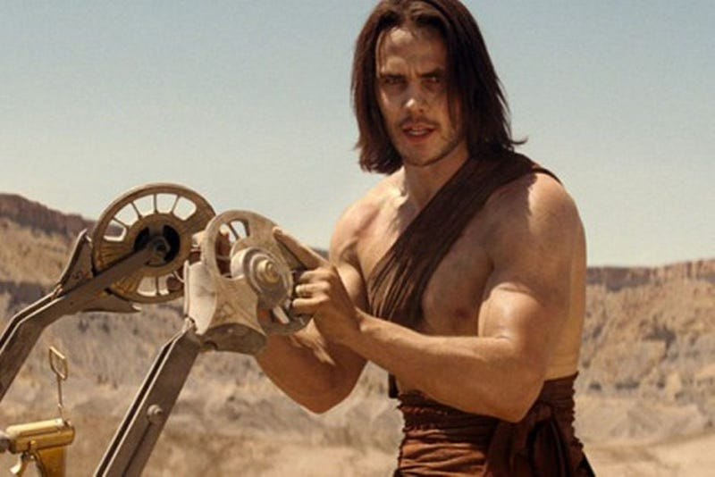 Some Random Theories About Why John Carter Flopped
