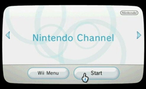 Wii Nintendo Channel Hits Europe Tomorrow