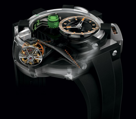 Concord C1 QuantumGravity Watch Ready To Defy Laws of Physics, Budgets