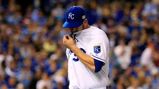 Royals Winning Blueprint Shredded Early By Giants