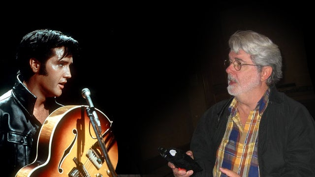 George Lucas Doesn't Think the World Will End in 2012, But is Resuscitating Elvis For Indy 5