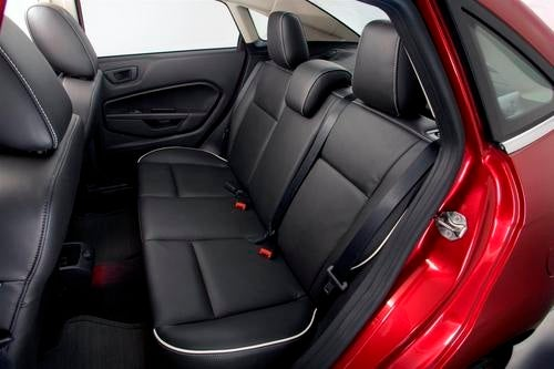 2011 Ford Fiesta Interior Gallery