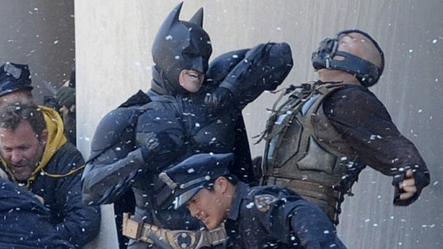 Profoundly stupid carjacker blames his crime on The Dark Knight Rises