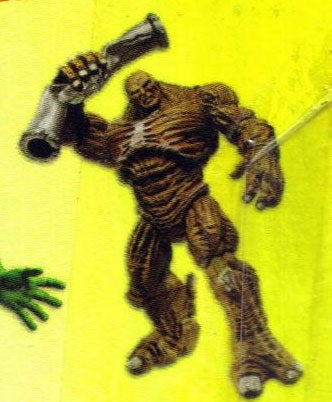 The Abomination Has Weird Feet In Hulk Movie