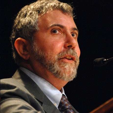 Paul Krugman to Advertisers: Despair