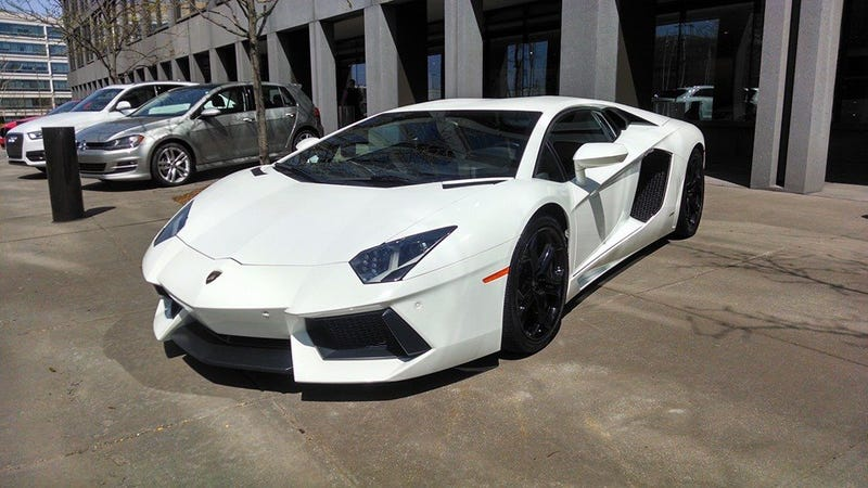 Pretty sure that's a Veyron