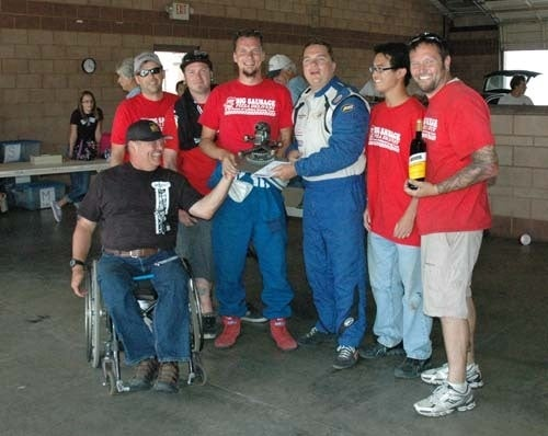 Krider Racing Wins ChumpCar L.A. Freeway Enduro