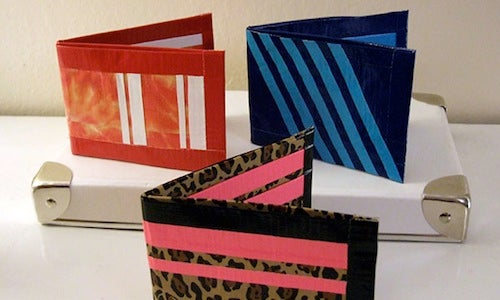 Make a High-Quality, Functional Duct Tape Wallet