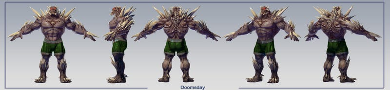 SOE Delivers More DC Universe Doomsday