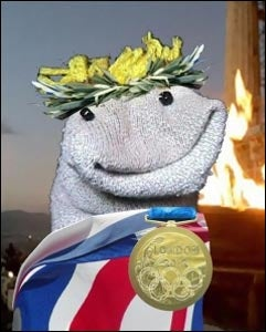 At Last, An Olympic Mascot We Can All Relate To